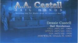A.A. Castell Bail Bonds image